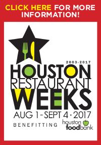 Houston Restaurant Week
